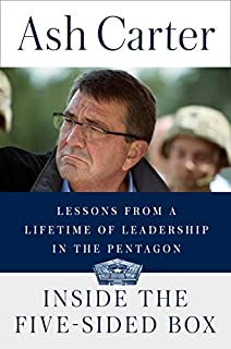 Book Cover: Inside the Five-Sided Box: Lessons from a Lifetime of Leadership in the Pentagon