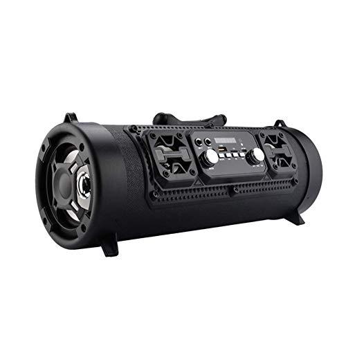 Starmood Wireless Bluetooth Waterproof Portable High-power 15W Music Barrel Speaker for Outdoor