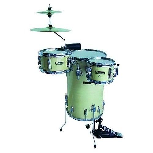 Cocktail Drum Set - Dimavery CDS Cocktail Drum set, black Drum set