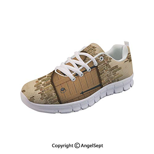 Women's Sneakers Cellar Entrance Stone Arch European Casual Sport Run Shoes ()