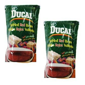 Ducal BG12236 Ducal Red Beans Doy Pack - 18x14.1OZ by Ducal