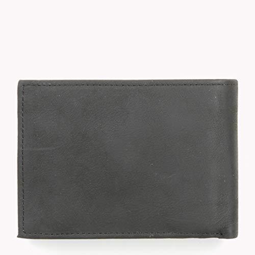 Tommy Hilfiger Men/'s Johnson Mini Cc Wallet Wallets