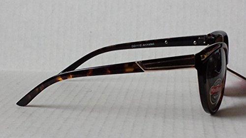 2 Pairs Foster Grant Women Sunglasses Brown Mirror Lens Stylish Model Animated - Animated Sunglasses