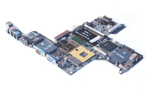 Genuine Dell R894J, RT932 Laptop Motherboard Mainboard For Latitude D620 Systems Dell Compatible Part Numbers : R894J, RT932, GK189, F923K (System D620 Latitude Dell)