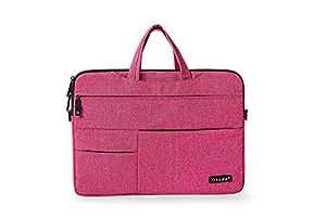 Okade Velvet Pink Laptop Bags
