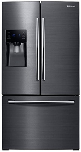 Samsung Appliance RF263BEAESG 36' French Door Refrigerator with 25 Cu. Ft. Capacity, in Black Stainless Steel