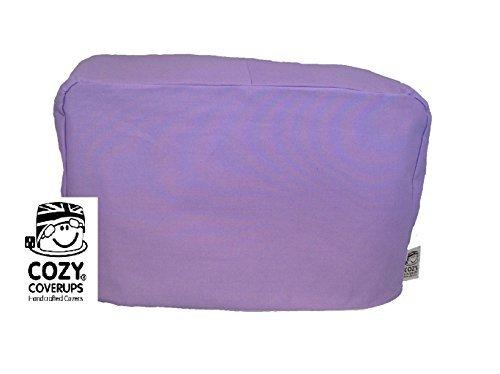 4 slice toaster purple - 5