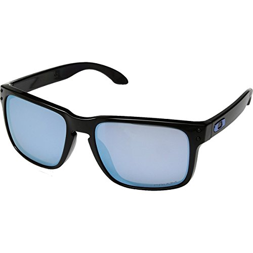 Oakley Holbrook Sunglasses, Polished Black, One Size ()