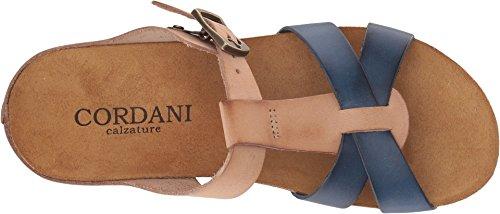Cordani Malone Blue Womens Leather Brown ArqSAw6