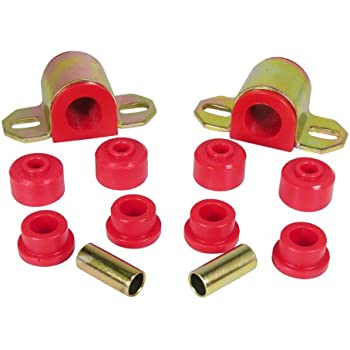 Prothane 18-1115 Red 26 mm Front Sway Bar Bushing Kit