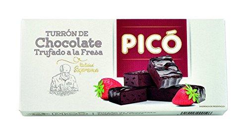 Picó Turrón de Chocolate con Fresa - 200 gr: Amazon.es: Alimentación y bebidas