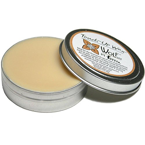 Wolf Touch-Up Wax 1.7 oz Tin Flows at 163 F by Paaz Jewelry Supply