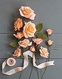 Lia Griffith Crepe Paper Flower