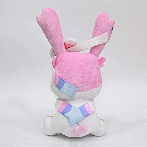 NC56 Pikachu Eevee muñecos de Peluche Flareon Umbreon Sylveon Leafeon Glaceon Juguetes de Peluche para niños de 10 cm
