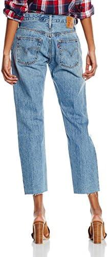 Levi's Vaquero 501 CT Jeans For Women Azul Medio W26L36