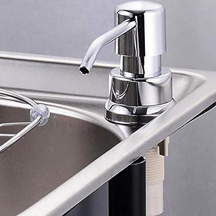 Liquid Soap Dispenser Kitchen Sink Detergent Bottle ...