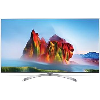 "LG 55SJ8000 Smart TV 55"", 4k Super Ultra HD, Active HDR Dolby Vision, Nano Cell, Harman/kardon 40W Hi-Fi Audio, Clear Voice III webOS 3.5"