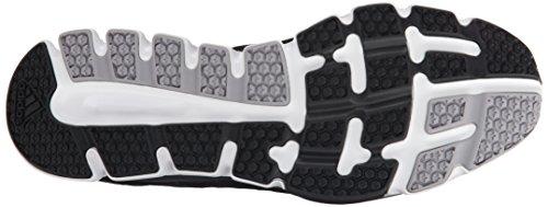 adidas Performance Herren Speed Trainer 2 Trainingsschuh Schwarz / Weiß / Carbon Metallic