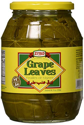 - Ziyad Grape Leaves, 16 OZ