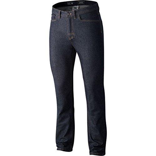 Everyday Tab Waist Pants (Mountain Hardwear Men's Stretchstone Jeans in Dark Wash Dark Wash 33W x 32L)