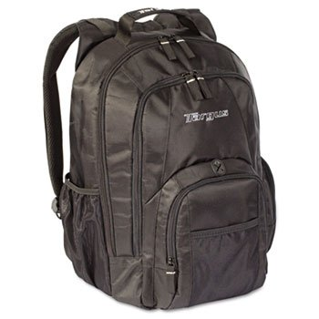 Groove Black 840d Nylon Notebook Backpack by Targus