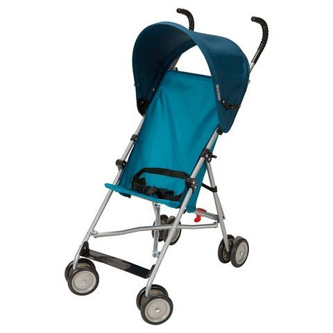 Cosco Umbrella Stroller with Canopy - Blue