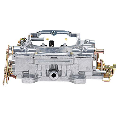 Manifold C26 Dual Quad - Edelbrock 1902 AVS CARB