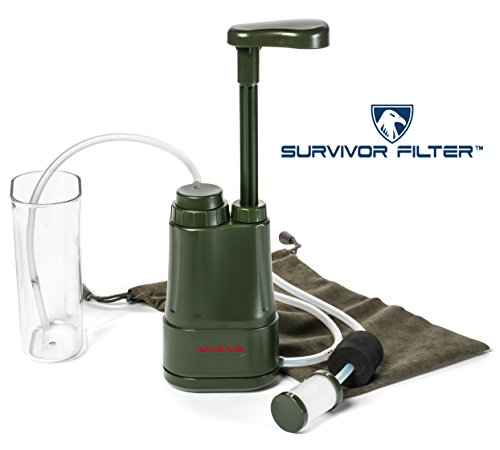 The Survivor Filter PRO Review