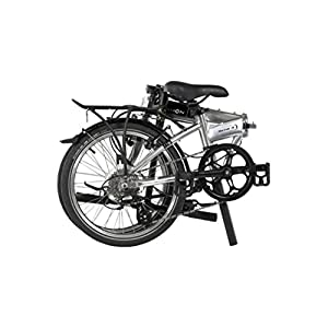 "Dahon Mariner D8 20"" Quicksilver Folding Bicycle"