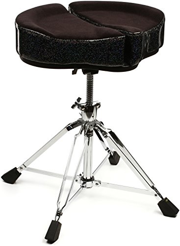 Ahead Spinal-G Saddle Throne - Black Sparkle