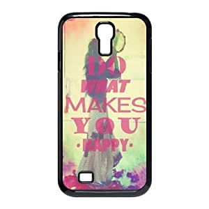 Customized Durable Case for SamSung Galaxy S5 (picture is Galaxy S4£©, Happy Life Phone Case