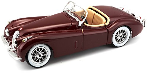 Bijoux 120 Roadster XK Jaguar (1/24 Scale), Random color
