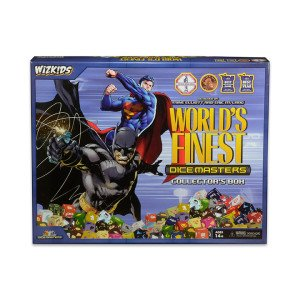 Dice Masters: World's Finest Collector's - Dice Masters Case