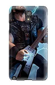 Tpu Shockproof/dirt-proof Brutal Legend Cover Case For Galaxy(note 3)