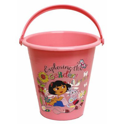 Midwest Glove DE8K Dora The Explorer Garden Bucket (Basket Buy Online)