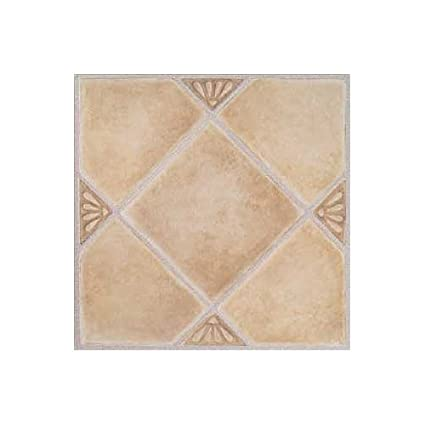 Amazoncom Madison Vinyl Self Stick Floor Tile Home Dynamix - How many floor tiles come in a box