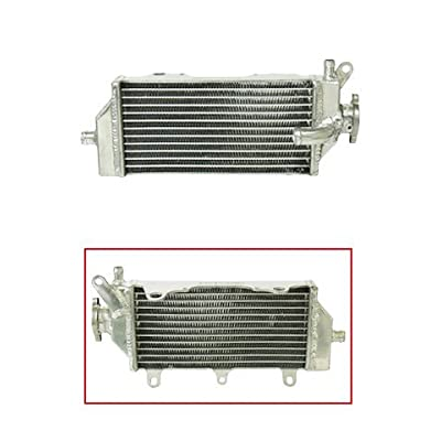 Outlaw Racing OR4511R Radiator Right Side-Dirt Motorcycle Yamaha YZf250 YZf450 2014-2016: Automotive