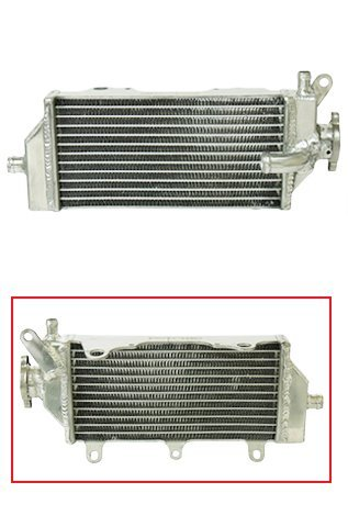 Fluidyne Powersports Radiators - Outlaw Racing Radiator Right Side for Yamaha
