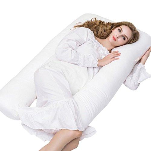 Maternity Pillows Bokeley Total Body Pillow Pillow Women Hold Pillow Pillow Pregnant Women Prenatal Postpartum U-Shaped Pillow Utero Pillow Mom Cozy Comfort Pregnancy Pillow