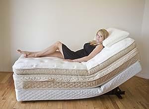 "Amazon.com: Split King 14"" Air Bed Vs i8 Sleep Number ..."
