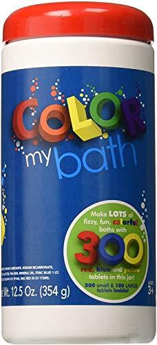 Color My Bath 300