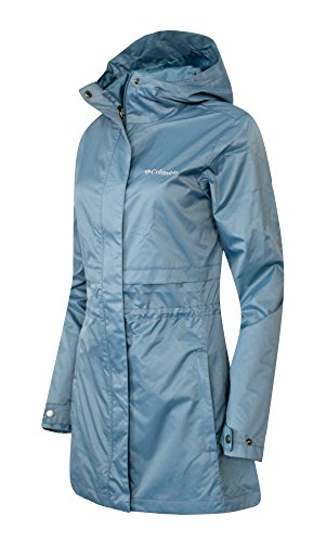 COLUMBIA WOMENS Struck Waterproof Hooded