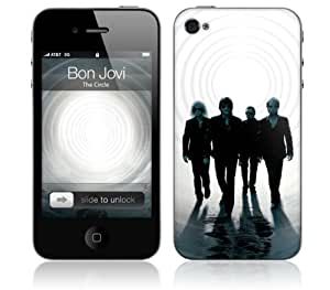 Zing Revolution MS-JOVI30133 iPhone 4- Bon Jovi- The Circle Skin hjbrhga1544