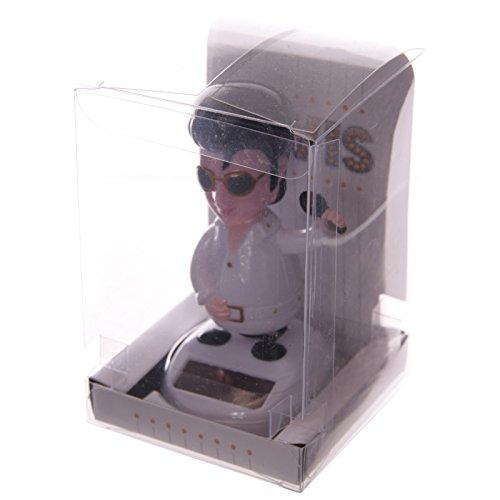 Mini Solar Elvis Presley Puckator FF45
