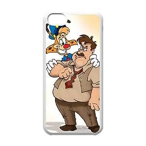 Bonkers Character Bonkers D. Bobcat iPhone 5c Cell Phone Case White JU0972855
