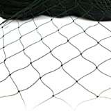 ZENY 50' X 50' Garden Net Netting for Bird Poultry Aviary Game Pens w/ 2''x 2'' Mesh