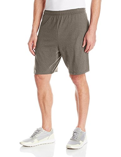 Hanes Men's Jersey Short with Pockets