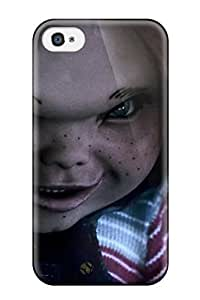 2645136K46635497 Hot Fashion Design Case Cover For Iphone 4/4s Protective Case (curse Of Chucky)