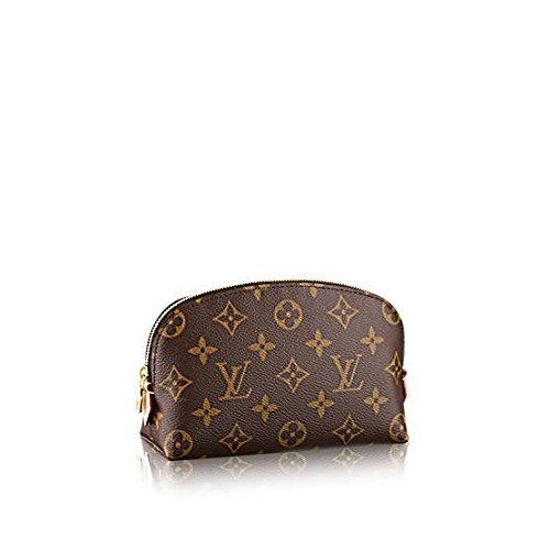 7f1525547306 Louis Vuitton Monogram Canvas Cosmetic Pouch M47515