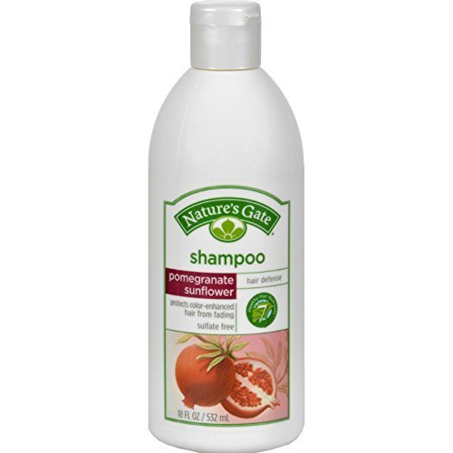 Nature's Gate Natural Pomegranate and Sunflower Defense Dail